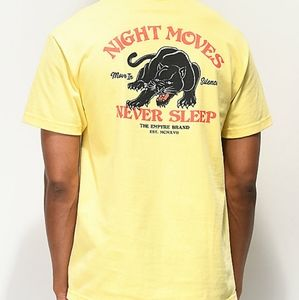 Empyre Night Moves Panther Shirt